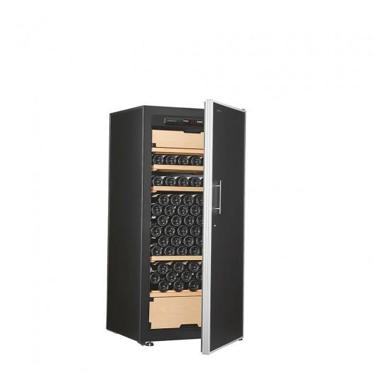 cave vin multifonction 151 bouteilles oxm3t151npd. Black Bedroom Furniture Sets. Home Design Ideas